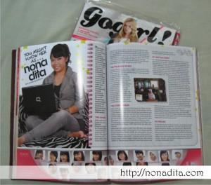 Gogirl edisi November 2009