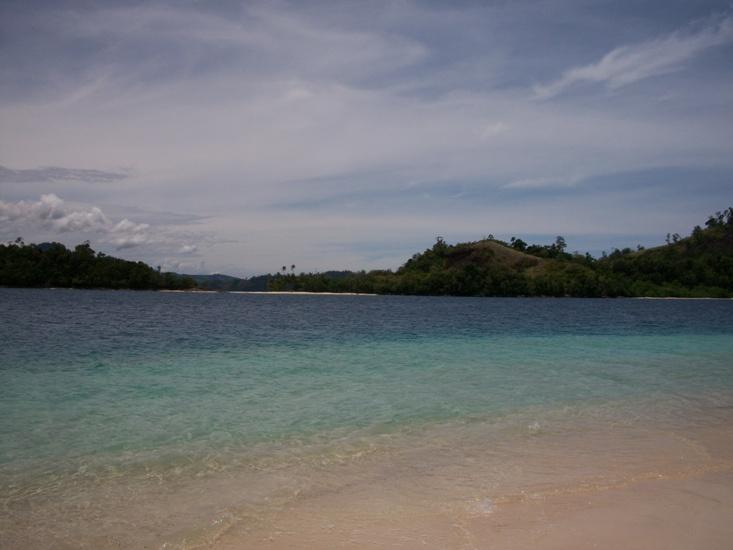 Belajar Snorkeling di Pulau Pagang