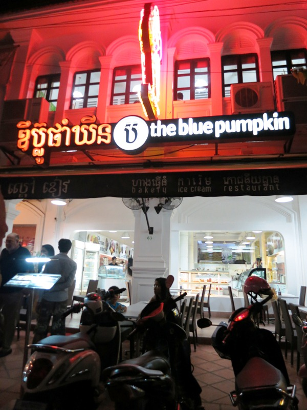 Cool Hangout Place: The Blue Pumpkin Café