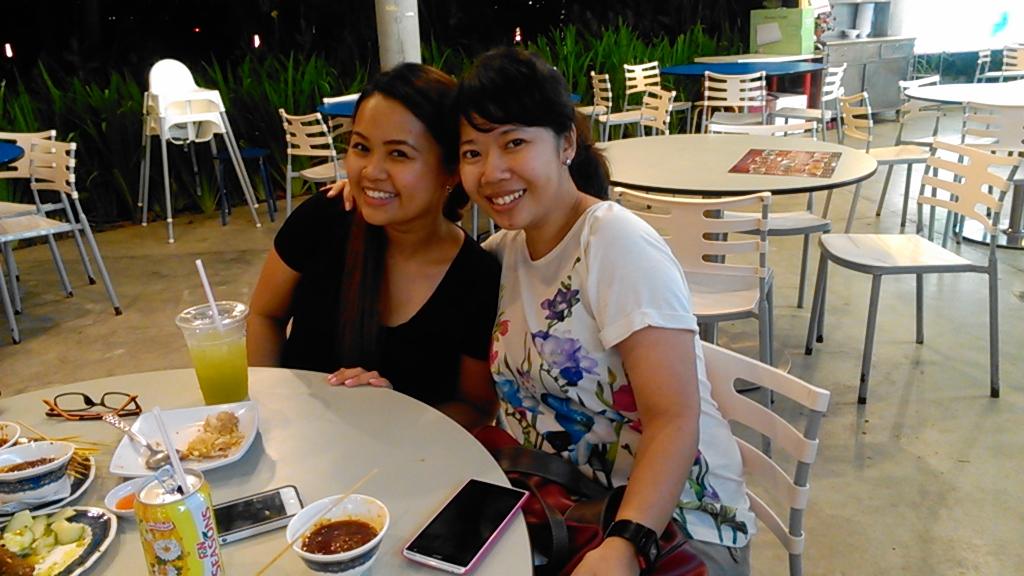 Meet My Pinoy  Fellas in Singapore