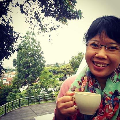 Nonadita at Maja House Bandung