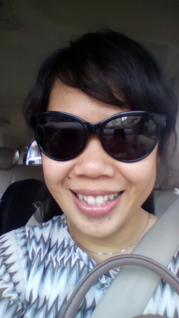 Nonadita in Wakatobi Eyewear