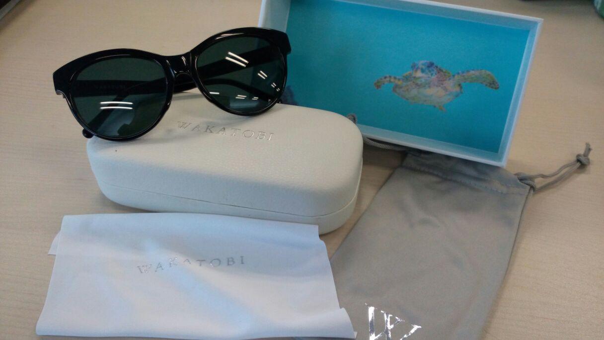 Sunglass Wakatobi Eyewear  untuk Traveling