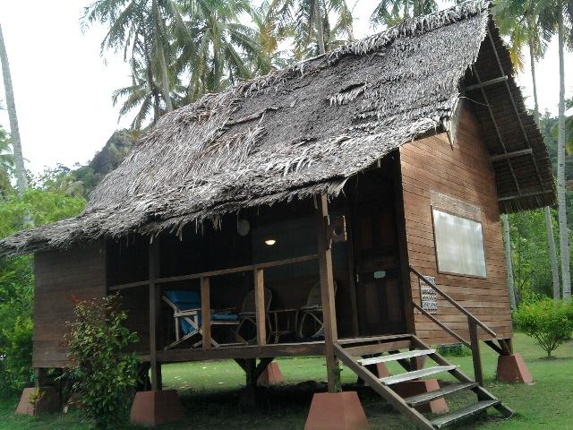Sapaan Hangat di Pulau Cubadak